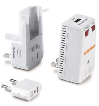 BEST Travel Voltage Converters - 110/220V Power Converters - USB ...