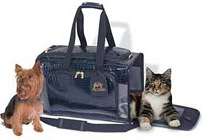Reviews of the BEST pet travel carriers for cats and small dogs