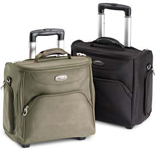 Wheeled Carryon Tote Rolling Carry On Luggage