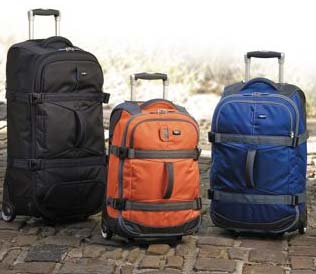 Best Wheeled Duffel Bags - Wheeled Luggage Review - Best Travel ...