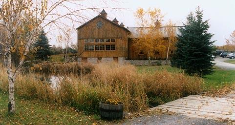 The Grange Estate Winery Prince Edward County Ontario