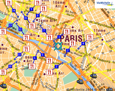 michelin star rated gourmet restaurants in paris france