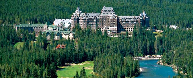 Banff Springs Hotel Review Banff Hot Springs Hotels In Banff National Park Banff Canada