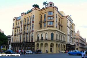 Hotel Parque Central Havana
